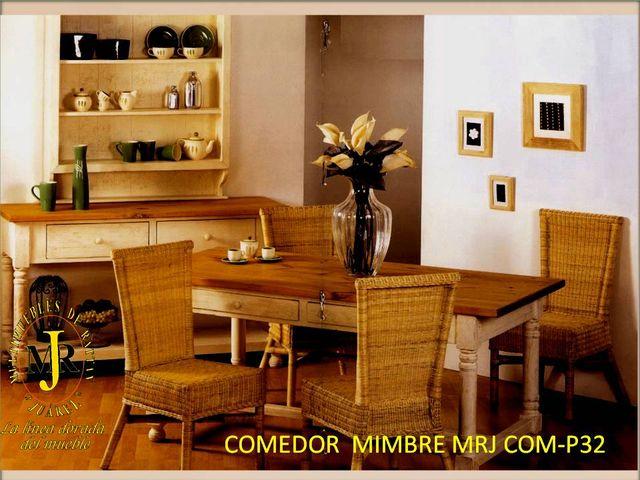 Multimuebles De Rattan Juarez